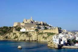 Recorrent Eivissa i Formentera en veler AlmarBcn