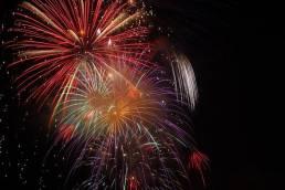 Fireworks in Blanes almarbcn