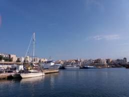 sailing through Ebro Lands