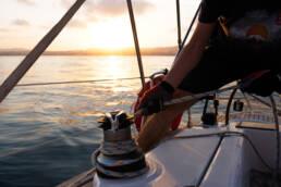 Cursos de formació de navegació a vela